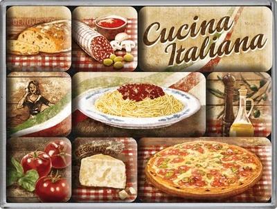 83056 Magneettisetti Cucina Italiana