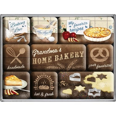 83066 Magneettisetti Home Bakery