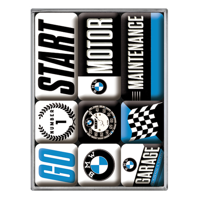 83097 Magneettisetti BMW Motor