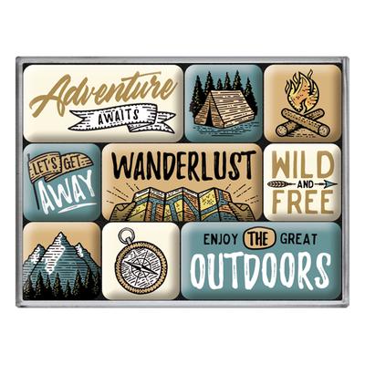 83119 Magneettisetti Outdoor Adventure