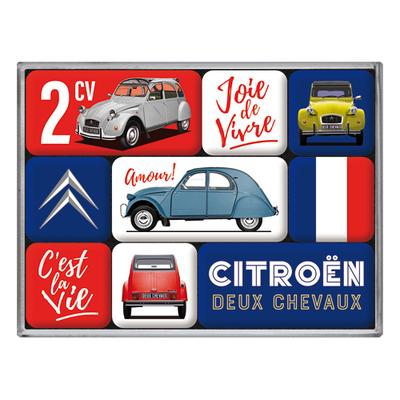 83126 Magneettisetti Citroen - 2CV C'est la vie