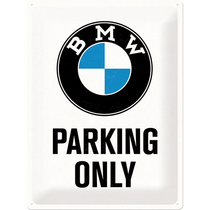23200 Kilpi 30x40 BMW Parking Only