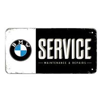 28001 Kilpi 10x20 BMW Service
