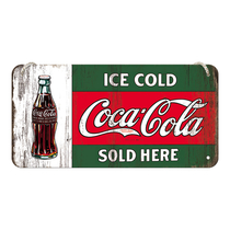 28002 Kilpi 10x20 Coca-Cola Ice cold sold here