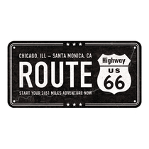 28025 Kilpi 10x20 Route 66 Chicago, ILL - Santa Monica, CA