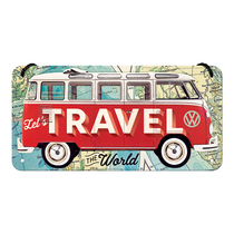 28035 Kilpi 10x20 VW Bulli - Let's Travel The World