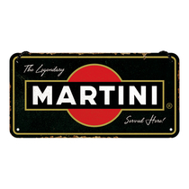 28043 Kilpi 10x20 Martini Served Here