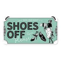 28044 Kilpi 10x20 Shoes Off