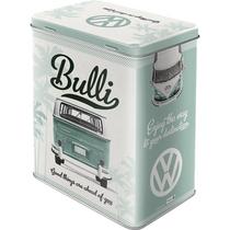 30134 Säilytyspurkki L 3D VW Bulli