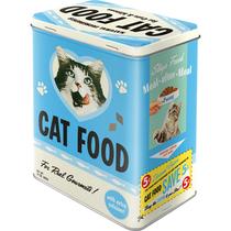30143 Säilytyspurkki L 3D Cat Food