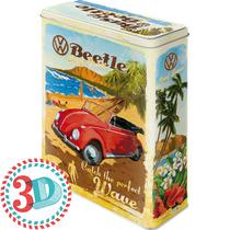 30317 Säilytyspurkki XL 3D VW Bus/Beetle Surf Coast