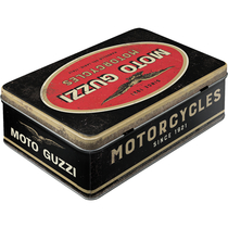 30751 Säilytyspurkki Flat Moto Guzzi - Logo Motorcycles