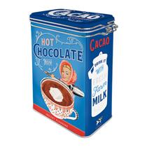 31114 Säilytyspurkki klipsillä Cacao Addicted
