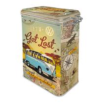 31119 Säilytyspurkki klipsillä VW Bulli - Let's Get Lost