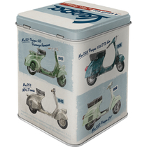 31305 Tea Box Vespa - Model Chart