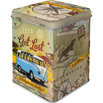 31306 Tea Box VW Bulli - Let's Get Lost
