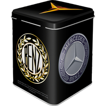 31309 Tea Box Mercedes Benz - Logo Evolution