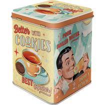 31314 Tea Box Tea & Cookies Together