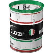 31506 Säästölipas (tynnyri) Moto Guzzi - Italian Motorcycle Oil