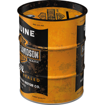 31507 Säästölipas (tynnyri) Harley-Davidson - Genuine Oil