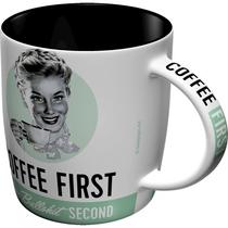43024 Muki Coffee First, Your Bullshit Second