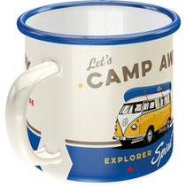 43206 Emalimuki VW Bulli Let's Camp Away