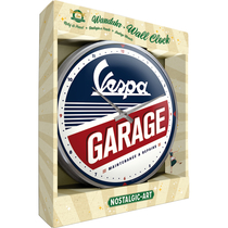 51090 Seinäkello Vespa Garage