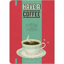 54001 Muistikirja Have A Coffee