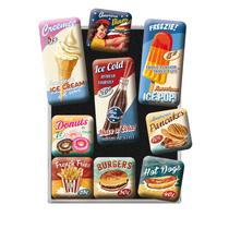 83069 Magneettisetti American Diner