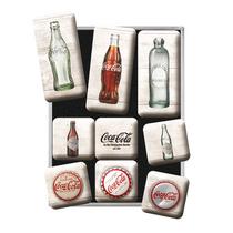 83082 Magneettisetti Coca-Cola In the Distinctive Bottle