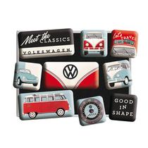 83107 Magneettisetti VW Meet the Classics