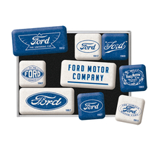 83123 Magneettisetti Ford - Logo Evolution